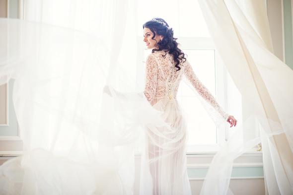 Студийная съёмка.Утро невесты - фото №14