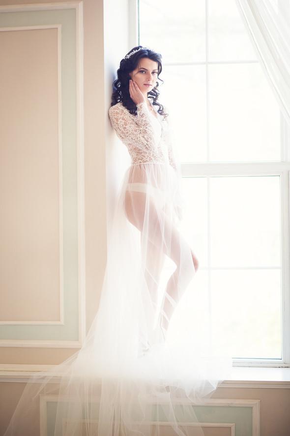 Студийная съёмка.Утро невесты - фото №12