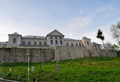 Тернопольский замок - место для фотосессии в Тернополе - портфолио 4