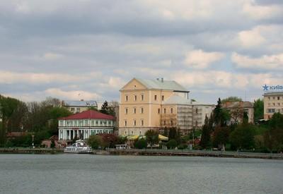 Тернопольский замок - место для фотосессии в Тернополе - портфолио 5