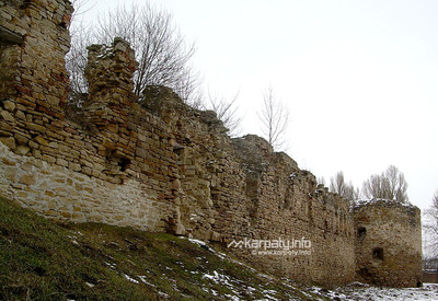 Микулинецкий замок - портфолио 6