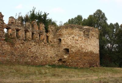 Микулинецкий замок - портфолио 2