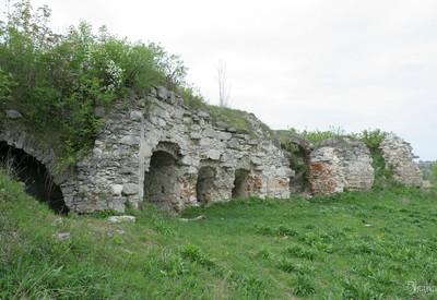 Микулинецкий замок - портфолио 4