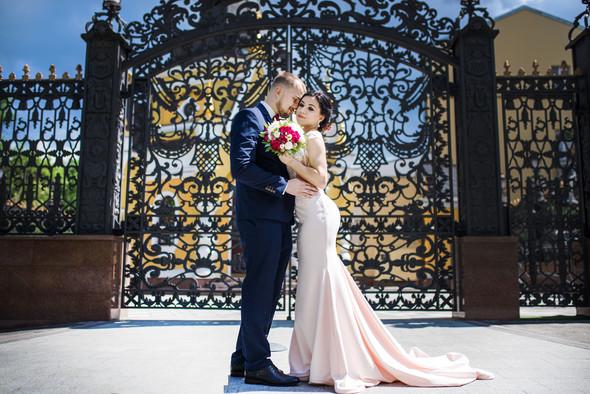Свадебные фото - фото №7