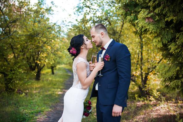 Свадебные фото - фото №23