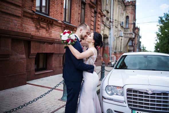 Свадебные фото - фото №14