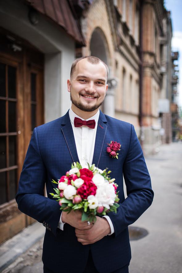 Свадебные фото - фото №9