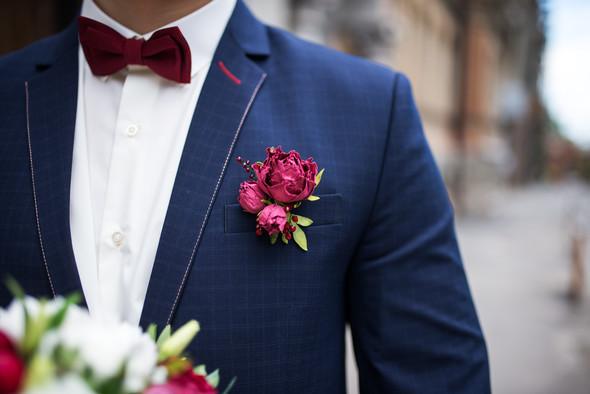Свадебные фото - фото №10