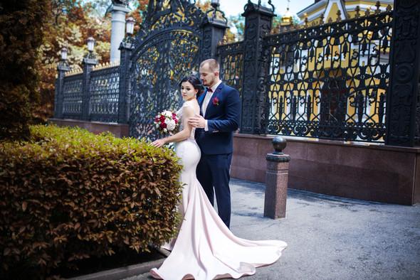 Свадебные фото - фото №5