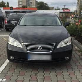Lexus es 350 - авто на свадьбу в Киеве - портфолио 3