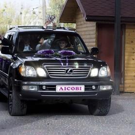 Lexus lx 470 - авто на свадьбу в Киеве - портфолио 3