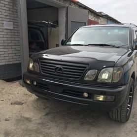 Lexus lx 470 - авто на свадьбу в Киеве - портфолио 1