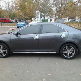 Toyota Camry - авто на свадьбу в Николаеве - портфолио 5