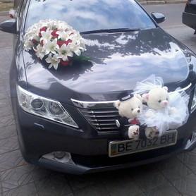 Toyota Camry - авто на свадьбу в Николаеве - портфолио 1