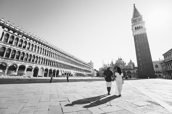 Аня и Андрей. Венеция - фото №32