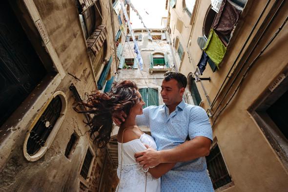 Аня и Андрей. Венеция - фото №19