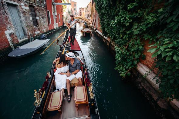 Аня и Андрей. Венеция - фото №58