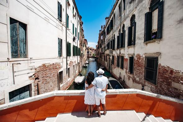 Аня и Андрей. Венеция - фото №22