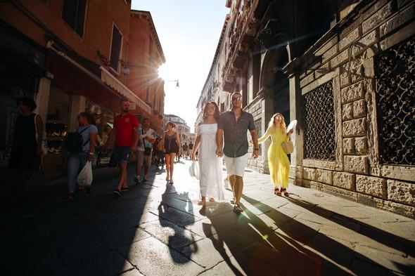 Аня и Андрей. Венеция - фото №55