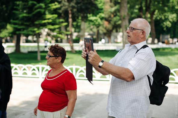 Надеежда и Сергей. Стамбул - фото №38
