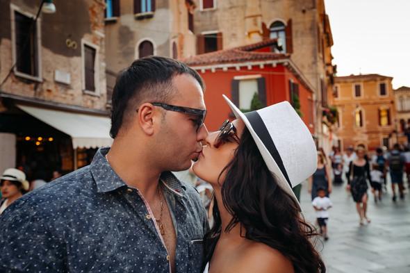 Аня и Андрей. Венеция - фото №66