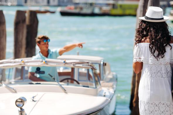 Аня и Андрей. Венеция - фото №42