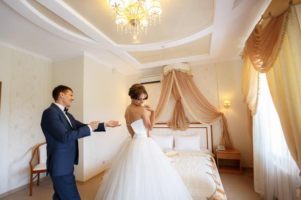 Свадьба Марина и Саша - фото №14