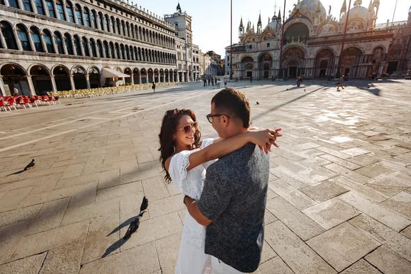Аня и Андрей. Венеция - фото №33