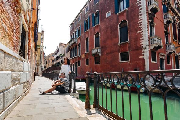 Аня и Андрей. Венеция - фото №69
