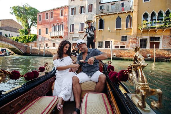 Аня и Андрей. Венеция - фото №61