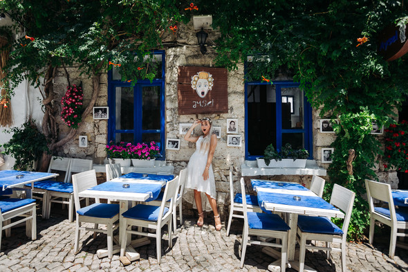 Карина и Никита. Измир - фото №55