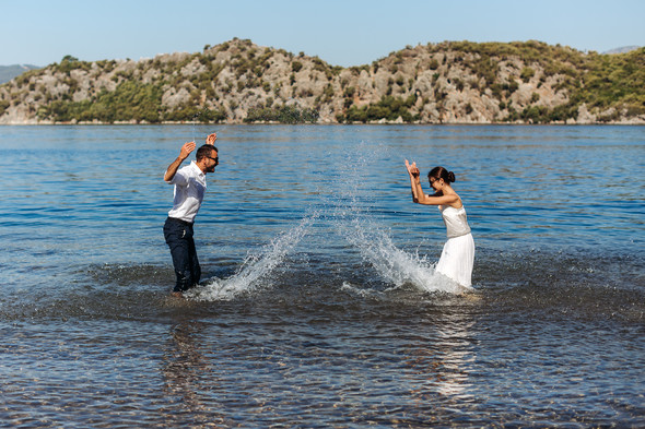Александр и Ирина. Мармарис - фото №24
