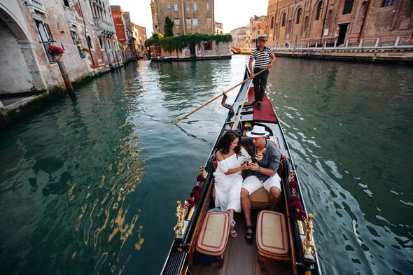 Аня и Андрей. Венеция - фото №59