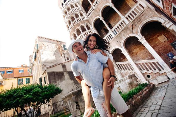 Аня и Андрей. Венеция - фото №28