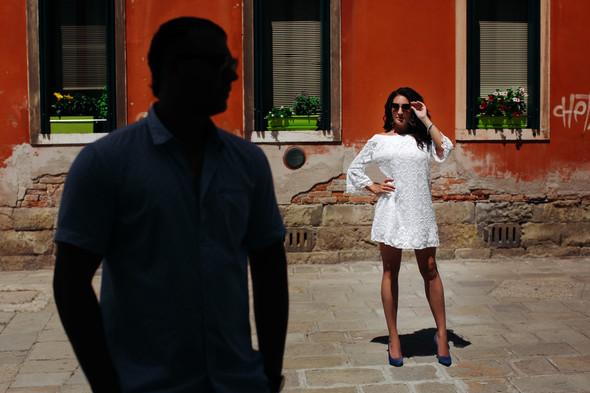 Аня и Андрей. Венеция - фото №9