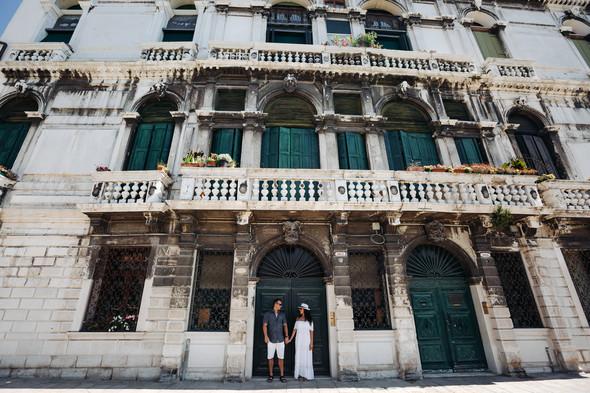 Аня и Андрей. Венеция - фото №52