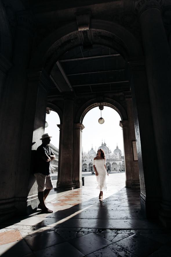 Аня и Андрей. Венеция - фото №36