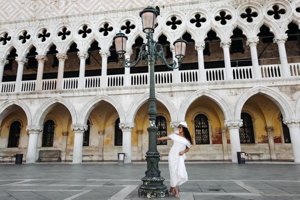 Аня и Андрей. Венеция - фото №38
