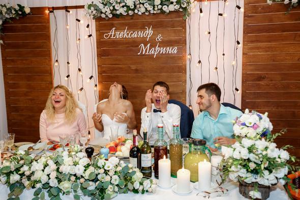 Свадьба Марина и Саша - фото №68