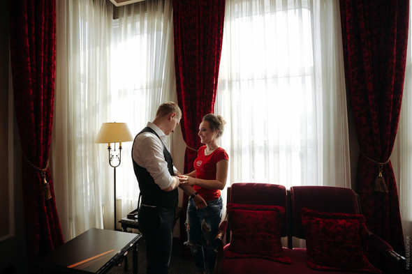 Надеежда и Сергей. Стамбул - фото №14