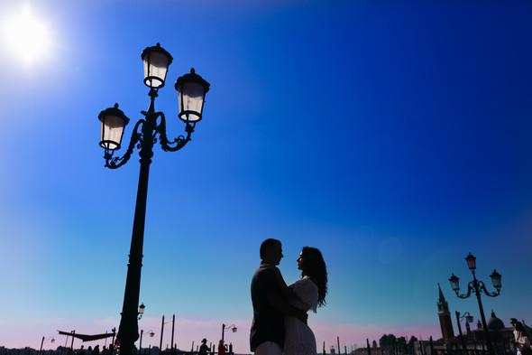 Аня и Андрей. Венеция - фото №40