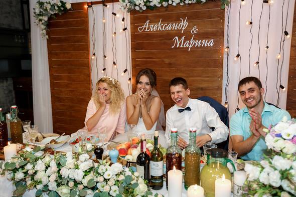 Свадьба Марина и Саша - фото №65