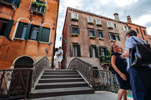 Аня и Андрей. Венеция - фото №7