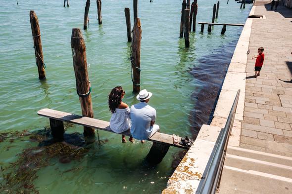 Аня и Андрей. Венеция - фото №15