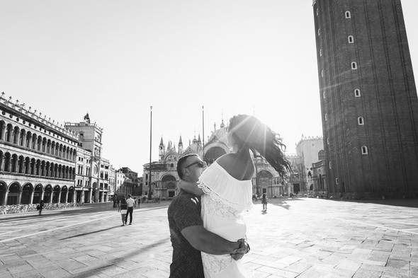 Аня и Андрей. Венеция - фото №30