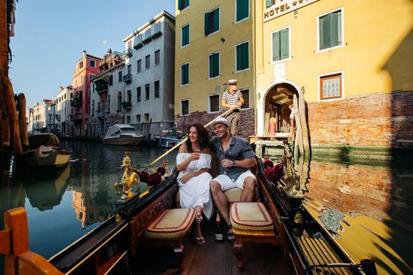 Аня и Андрей. Венеция - фото №62