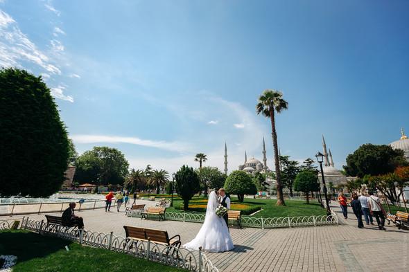 Надеежда и Сергей. Стамбул - фото №32