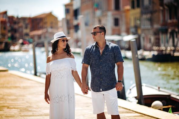 Аня и Андрей. Венеция - фото №54
