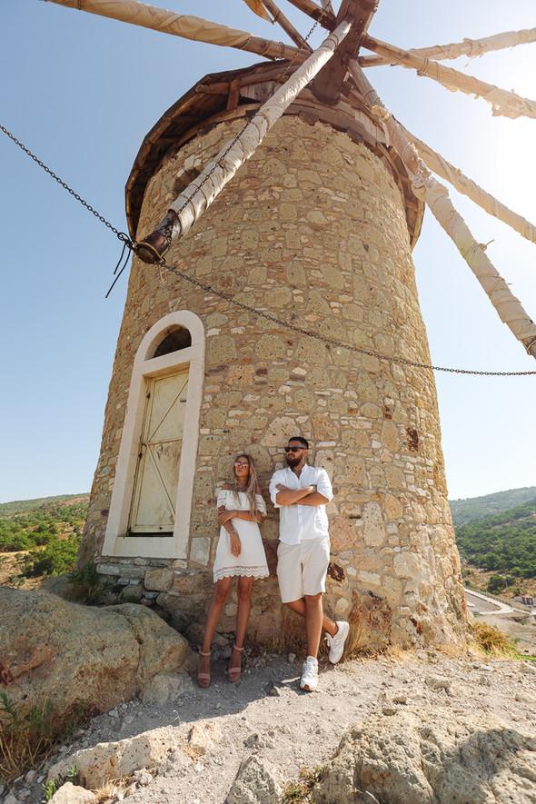 Карина и Никита. Измир - фото №59