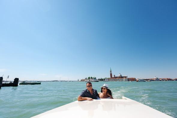 Аня и Андрей. Венеция - фото №47